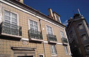 Lisbon house