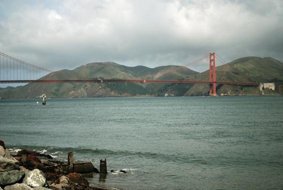 San Francisco Golden Gate brdige