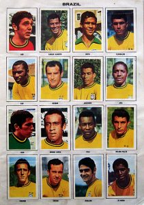 Brazil 1970 World Cup squad