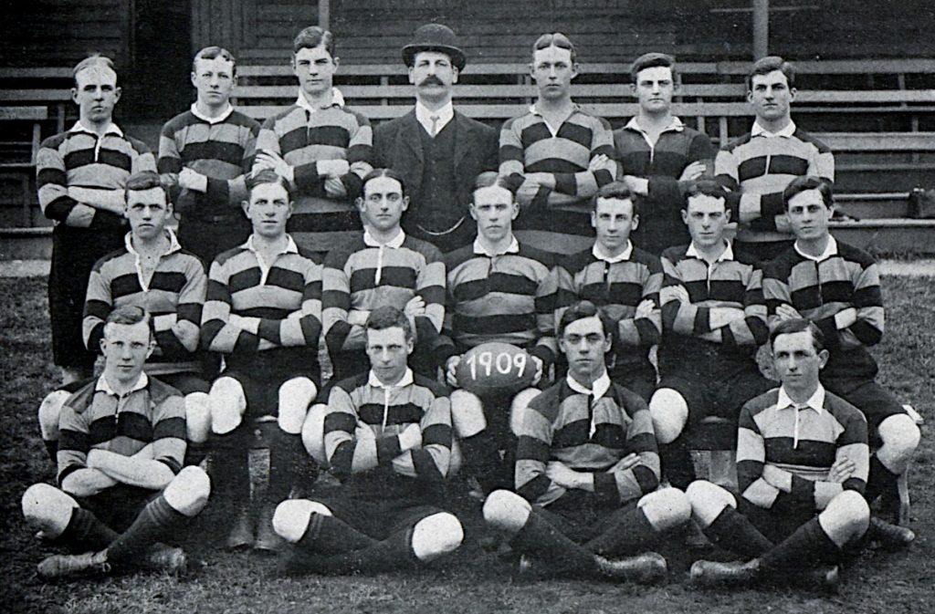 Sydney Grammar School rugby XV 1910